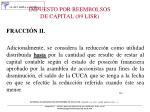 impuesto por reembolsos de capital 89 lisr4