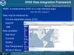 ioos data integration framework1