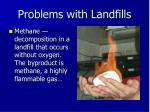 problems with landfills1