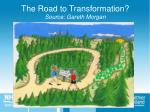 the road to transformation source gareth morgan