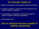 it is through mastery of