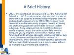 a brief history2