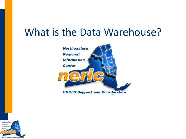 what is the data warehouse n.