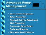 advanced pump management1