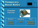 temporary basal rates4