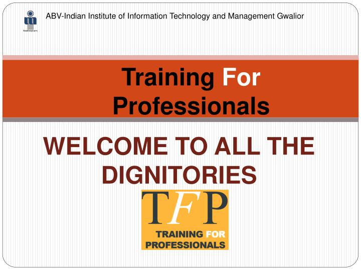 abv indian institute of information technology and management gwalior n.