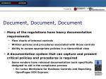 document document document