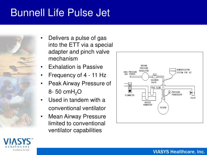 Bunnell Life Pulse Jet