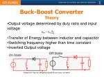 buck boost converter theory