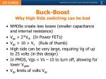 buck boost why high side switching can be bad