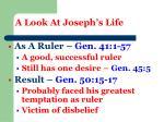 a look at joseph s life3