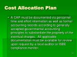 cost allocation plan1