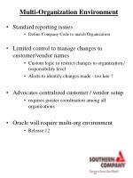 multi organization environment9