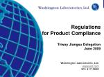 washington laboratories ltd www wll com 301 417 0220