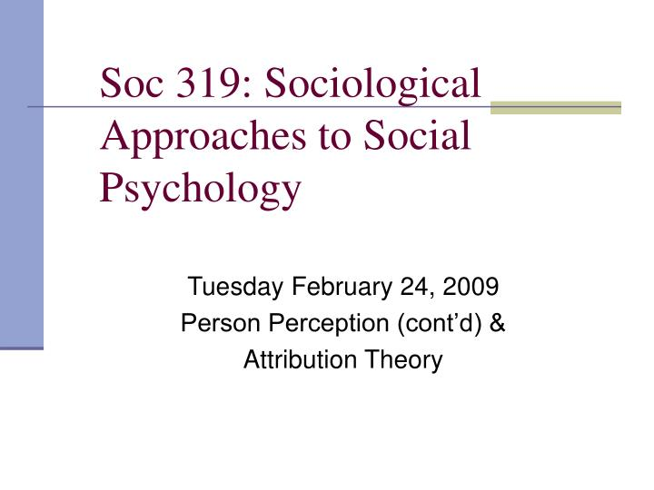 how can a sociological approach to Approaches to sociological research define and describe the scientific method explain how the scientific method is used in sociological research when sociologists apply the sociological perspective and begin to ask questions, no topic is off.