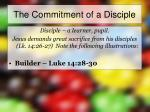 the commitment of a disciple2