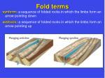 fold terms