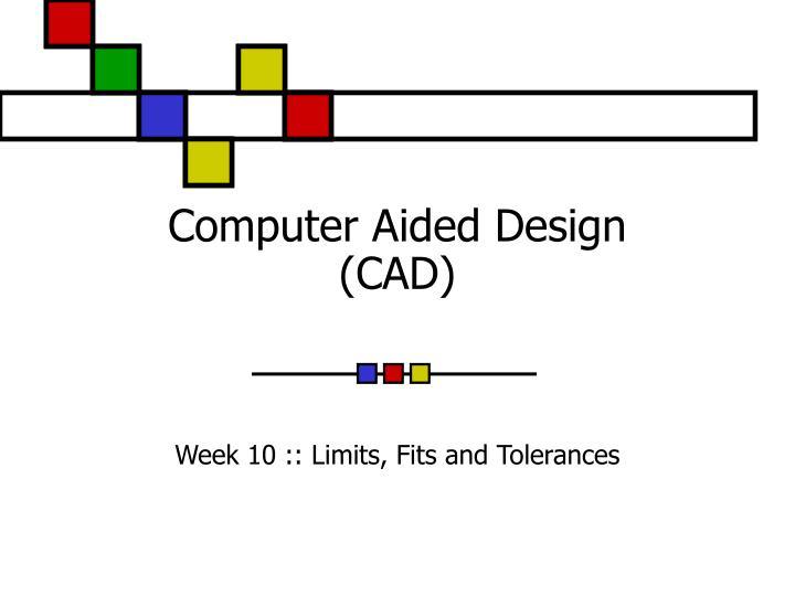computer aided design cad n.