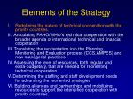elements of the strategy3
