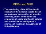 mdgs and nhd9