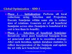 global optimization sdd 12