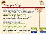 example script1