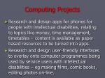 computing projects2