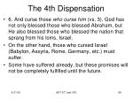 the 4th dispensation3