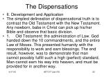 the dispensations23