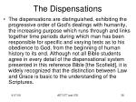 the dispensations36