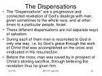the dispensations38