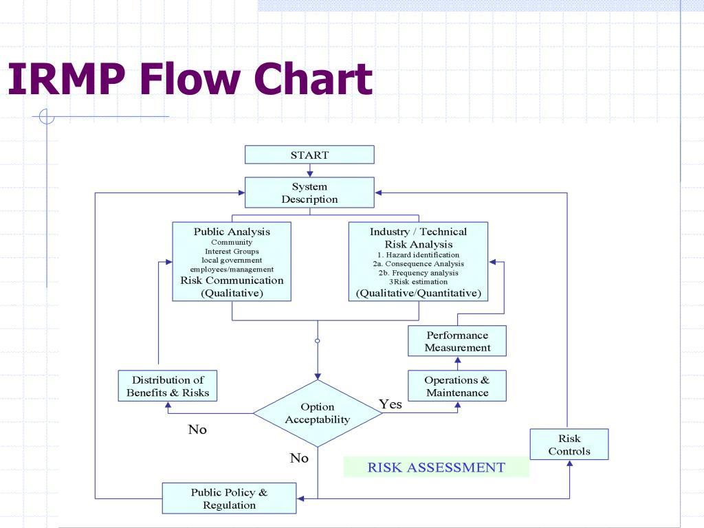 IRMP Flow Chart