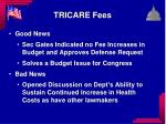 tricare fees