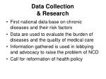 data collection research