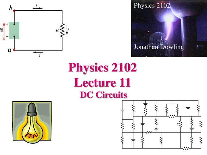 physics 2102 lecture 11 n.