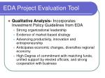 eda project evaluation tool1
