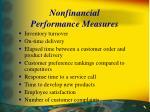 nonfinancial performance measures
