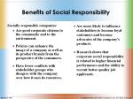 benefits of social responsibility