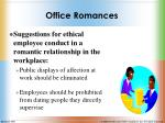 office romances