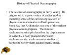 history of physical oceanography20