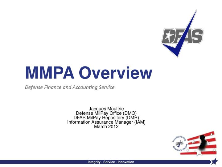 mmpa overview n.