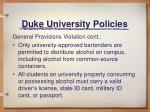 duke university policies5