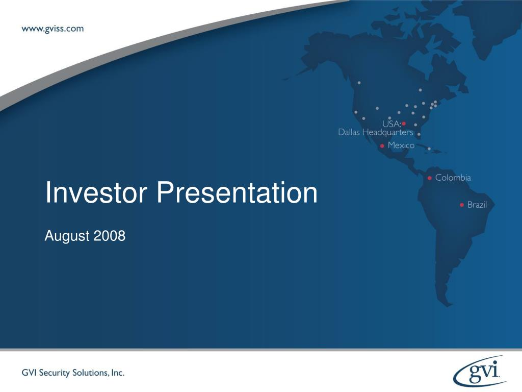 february 2007 investor presentation l.
