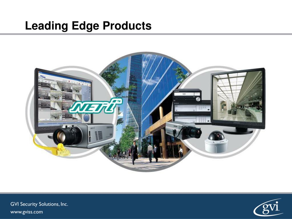 Leading Edge Products