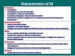 characteristics of sd23