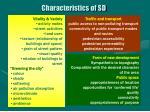 characteristics of sd28