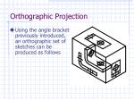 orthographic projection2