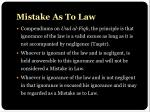 mistake as to law3