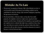mistake as to law4