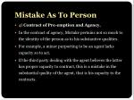mistake as to person6